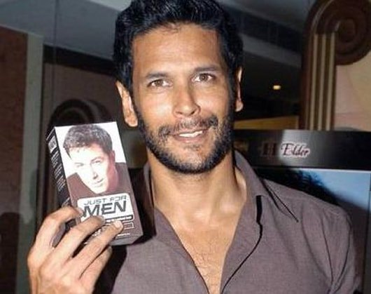 Milind Soman Just for Men