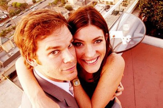 jennifer carpenter michael c hall couple