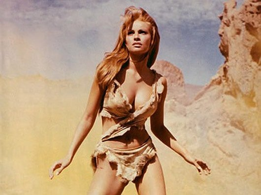 Raquel Welch naked