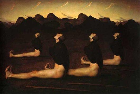 Dawn by Odd Nerdrum