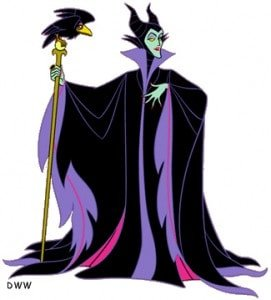 Disney Maleficent Sleeping Beauty