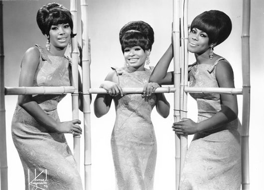60s Girl Group The Marvelettes