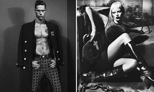 Versace Fall/Winter 2012 Campaign