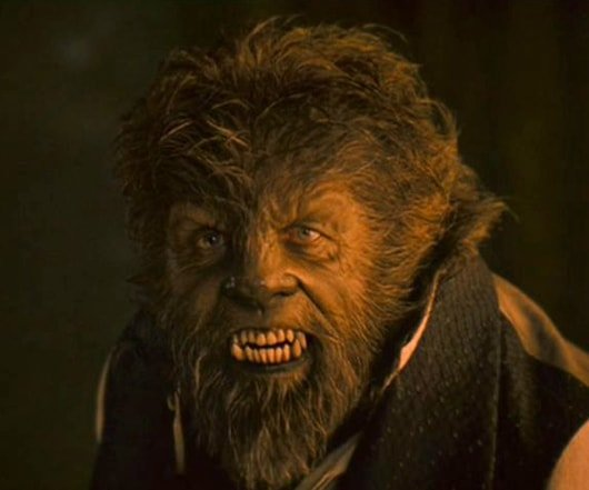 Wolfman Anthony Hopkins