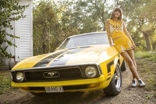 May Elizabeth Winstead in Death Proof
