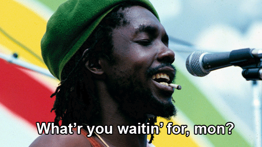 Peter Tosh singing