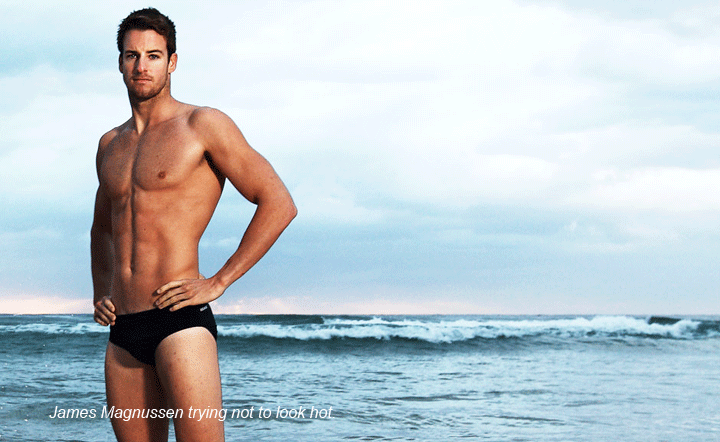 James Magnussen Naked