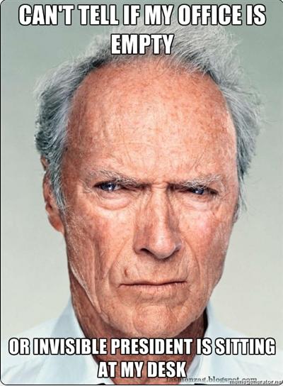 Clint Eastwood Alzheimers