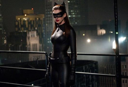 Anne Hathaway The Dark Knight Rises