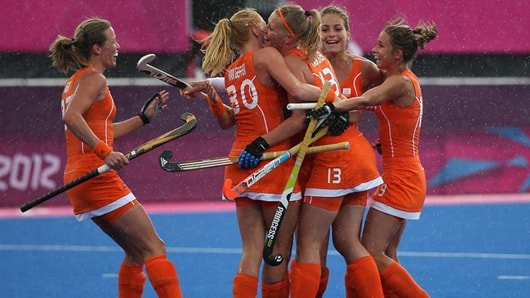 Dutch Women's Field Hockey Team
