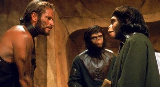 Charleton Heston Planet of the Apes