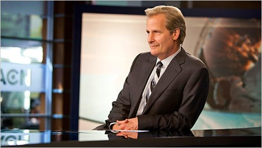 Jeff Daniels Newsroom