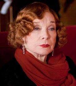 Shirley MacLaine Downton Abbey