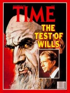 Jimmy Carter Ayatollah Khomeini