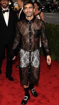 Marc Jacobs Met Ball