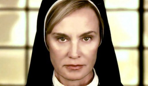 Jessica Lange as Sister Jude