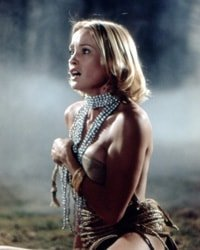 Jessica Lange in King Kong