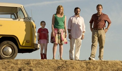 Little Miss Sunshine Cast