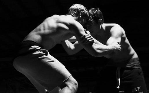 Bruce Weber Wrestlers
