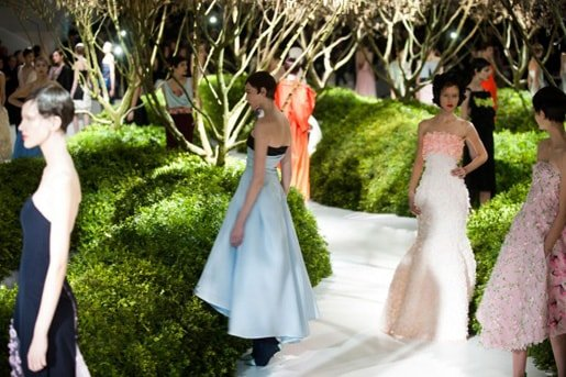Dior Couture Spring 2013