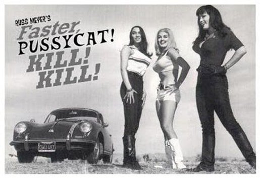 Faster Pussycat! Kill! Kill! poster