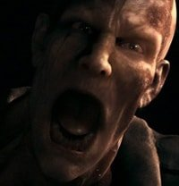 Lame zombie from 'I Am Legend'