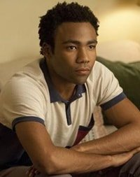 Donald Glover in Girls