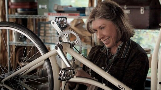 Lily Tomlin in Admission