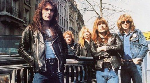 Iron Maiden in 1982