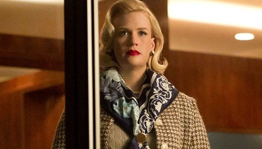Betty with that existential Mad Men stare