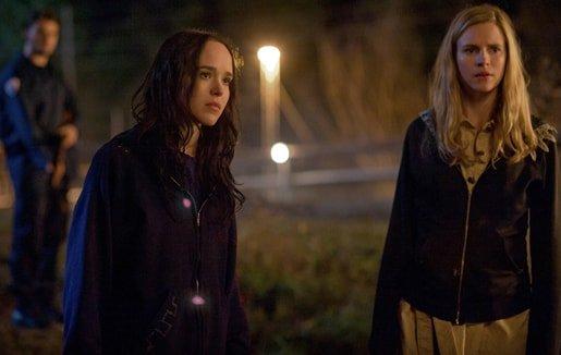 Ellen Page Brit Marling The East