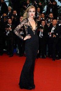 Cara Delevigne Cannes 2013