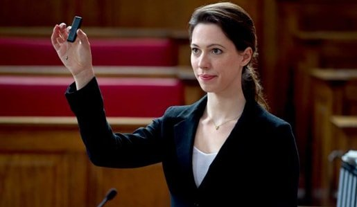 Rebecca Hall Closed Circuit