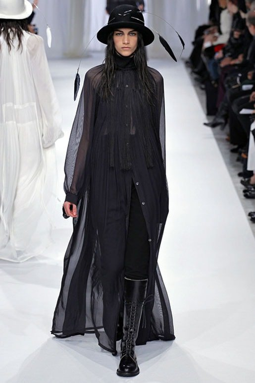 Anne Demeulemeester FW 13