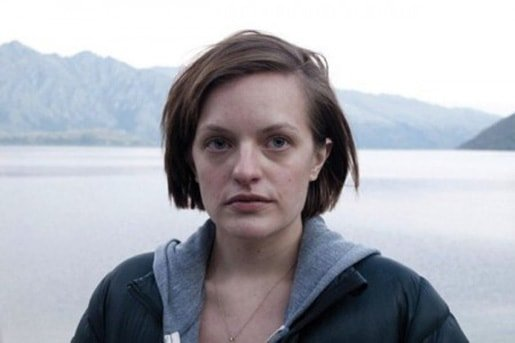 Elizabeth Moss in Top of the Lake