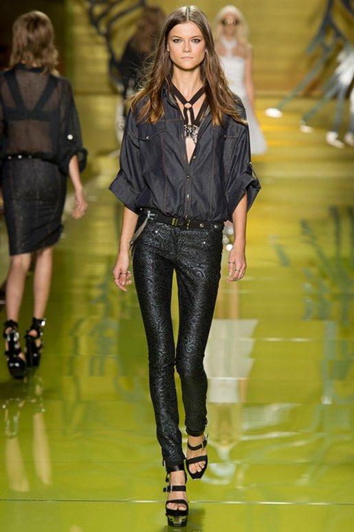 Versace S/S 2014