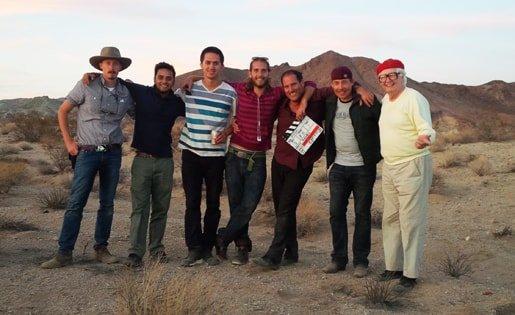 Cast and Crew of Nikitas Vasilakis' BURN