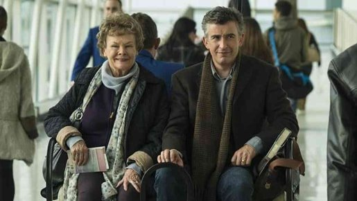 Judi Dench and Steve Coogan