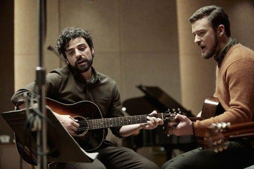 Oscar Isaac Justin Timberlake