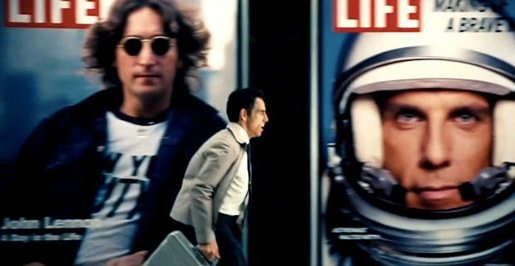 Ben Stiller The Secret Life of Walter Mitty