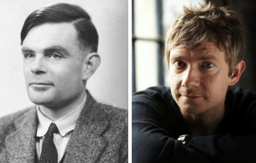 Alan Turing Martin Freeman