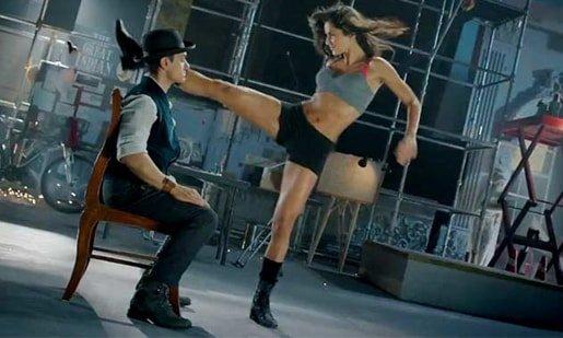 Katrina Kaif Aamir Khan Dhoom 3