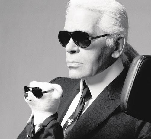 K. Lagerfeld