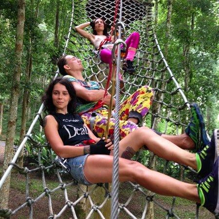Tree Top Adventure Park Bali