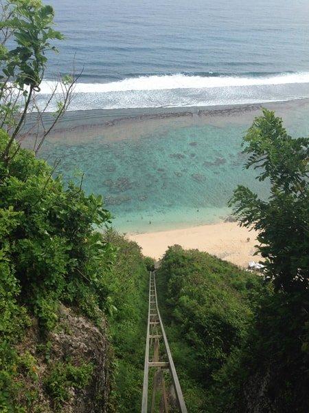 Kandara Beach in Bali