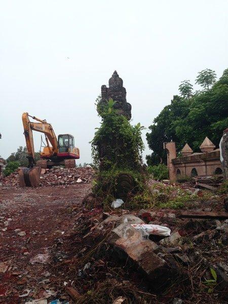 Destruction Bali