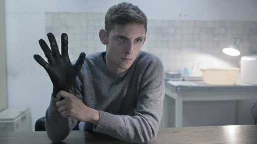 Jamie Bell in Nymphomaniac