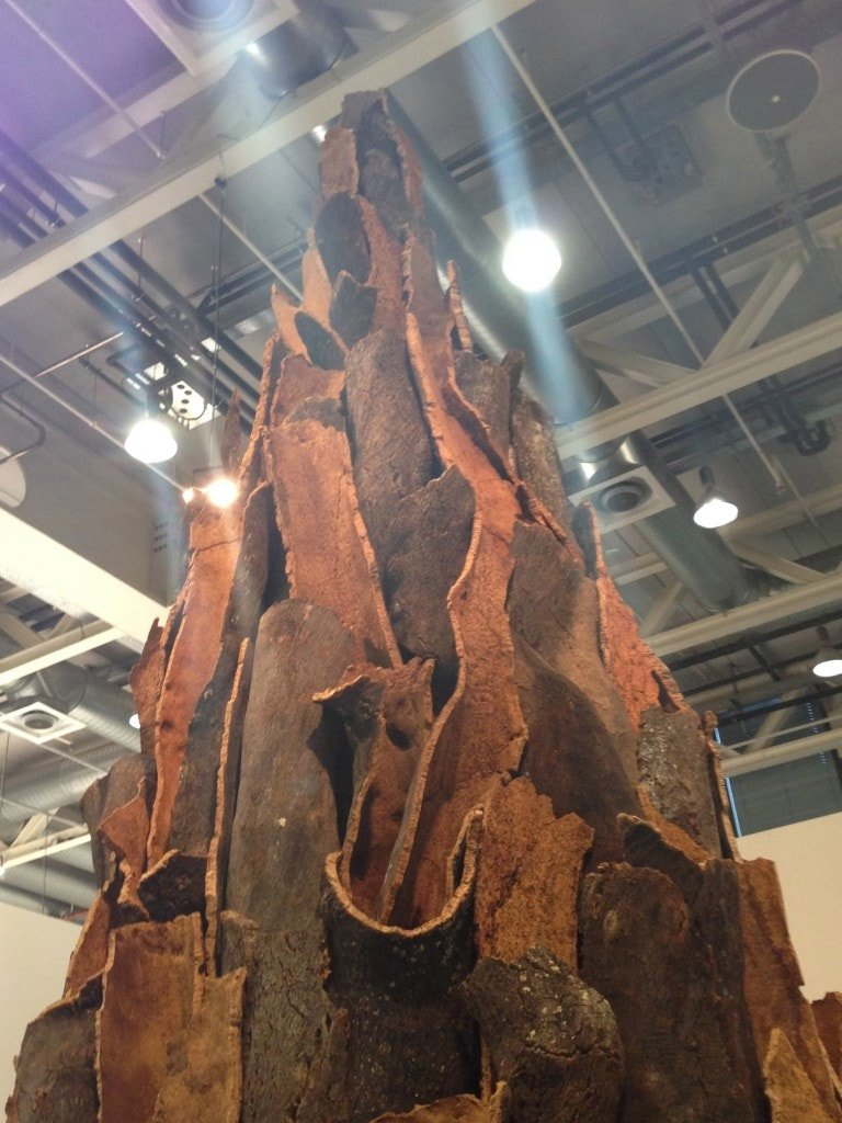 17.  Wood is Wood Unlimited Basel art fair
