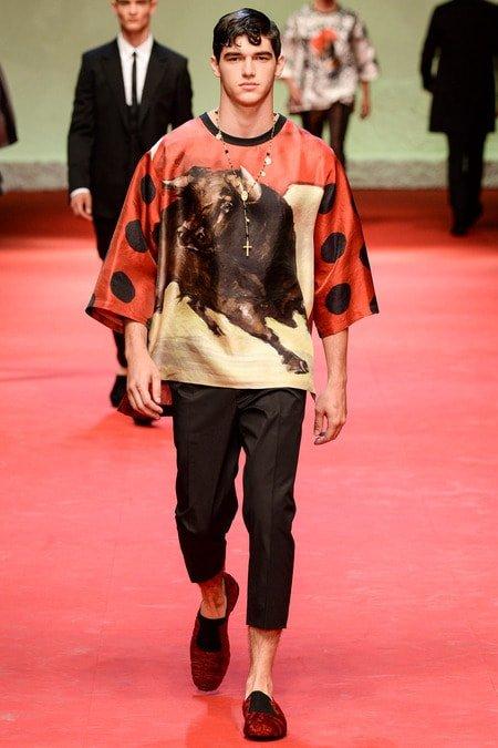 Dolce & Gabbana Men 2015