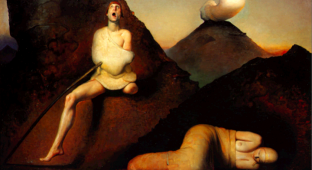 Odd Nerdrum One Story Singer